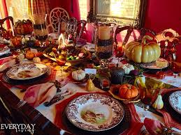 thanksgiving holidays tablescape tuesday we give thanks