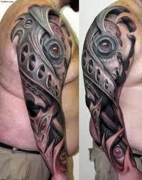 55 true 3d arm tattoos designs u2013 real 3d sleeve tattoo ideas