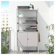 hindö shelf unit w cabinet in outdoor ikea