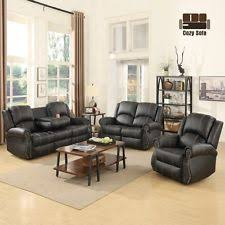 Living Room Furniture Set EBay - Living room couch set