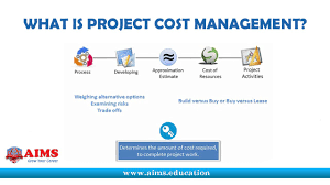 what is project cost management tools techniques and processes