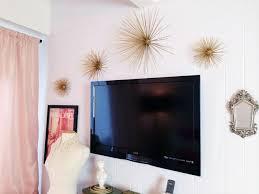 diy gold sea urchin starburst wall decor tutorial love maegan