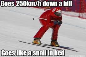 Skiing Meme - silly speedskiing meme 2 by tsarkazmthe99 on deviantart