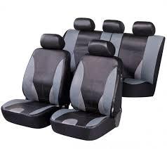 siege auto peugeot peugeot 3008 housse siège auto kit complet noir gris