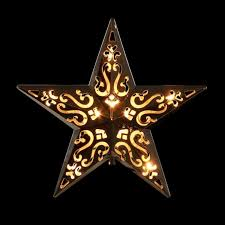 Lighted Christmas Star Tree Topper by Christmas Tree Star Toppers Christmas Lights Decoration