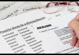 Powerful Words For Resume Tips For Creating The Best Possible Resume