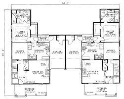 Single Story Duplex Floor Plans 599 Duplex House Plans 2 Story Duplex Plans 3 Bedroom Duplex Plans