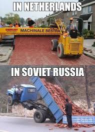 In Soviet Russia Meme - in soviet russia meme by mukramin97 memedroid