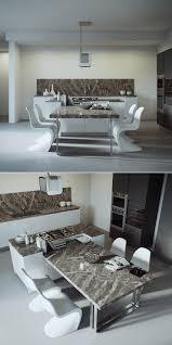20 elegant contemporary kitchen designs modern kitchen tables