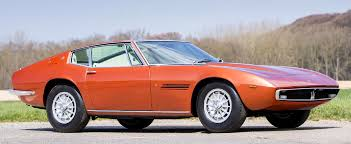 vintage maserati ghibli the classic car market soft now