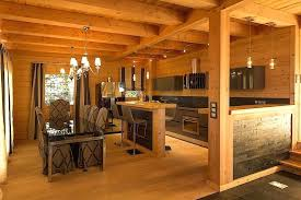 cuisine chalet bois cuisine chalet montagne best cuisine chalet bois ideas seiunkel us