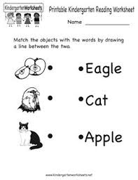 57 best worksheets for kindergarten images on pinterest reading
