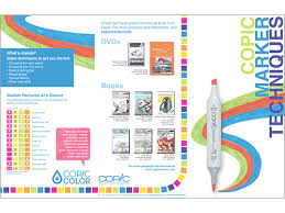 downloadable resources copic