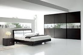 chambre a coucher noir et blanc chambre moderne noir et blanc chambre coucher moderne et