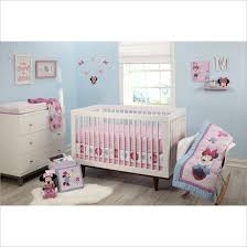 Minnie Mouse Infant Bedding Set Bedding Cribs Cellular Dinosaur Bunny Neutral Chevron Baby