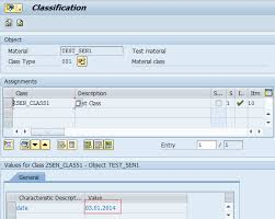 Sap Material Master Tables by Eol Date Issue In Ausp Table For Material Classification In Mm