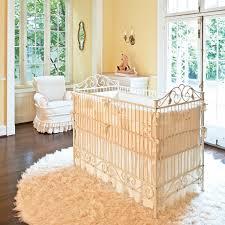 Khaki And White Bedroom Decorating Antique White Crib By Bratt Decor Venetian Crib Plus