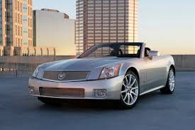 cadillac xlr roadster review 2005 2006 parkers