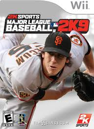 amazon com major league baseball 2k9 nintendo wii video games