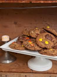 candy bar cookies recipe hgtv