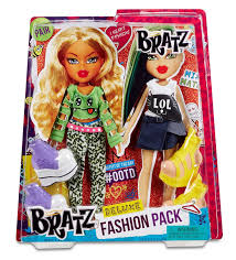 amazon bratz deluxe fashion pack style 2 raya jade toys