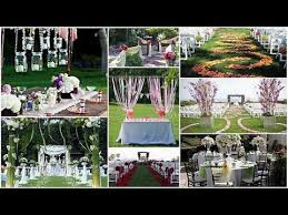 outdoor wedding ideas on a budget cheap outdoor wedding decorations wedding corners