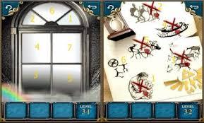 100 door escape scary home walkthroughs best game app walkthrough 100 doors new galaxy city level 31 32 33