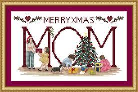 christmas cross stitch