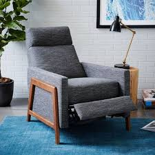 Modern Recliner Chair Attractive U0026 Modern Recliner Chairs Apartment Therapy