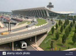 Washington Dulles Airport Map by Virginia Washington Dulles Airport Terminal Stock Photos