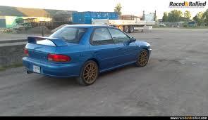 subaru gc8 rally subaru wrx ra limited edition lhd performance u0026 trackday cars