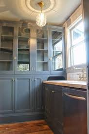 Salvaged Kitchen Cabinets A Butler S Pantry From 1905 Home Includes Original Wood And