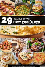 New Years Eve Food Decorations by New Years Eve Dinner Party Ideas Part 50 25 New Yearu0027s Eve