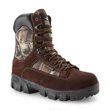 kmart s boots on sale s shoes brown maximus steel toe work boot slip resistance