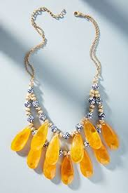 golden jewelry necklace images Women 39 s jewelry fashion jewelry for women anthropologie
