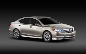 Acura Rlx Hybrid Release Date 2014 Acura Rlx First Look Motor Trend