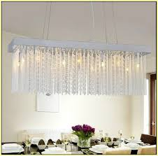 Crystal Chandelier For Dining Room by Dining Room Chandeliers Rectangular Home Design Ideas