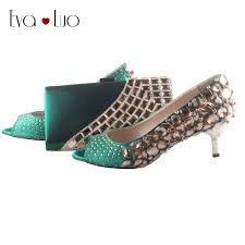 compare prices on green women dress shoes online shopping buy low