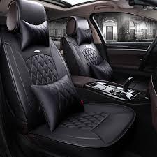 housse de si es auto housse de siège de voiture en cuir couvre auto automobiles
