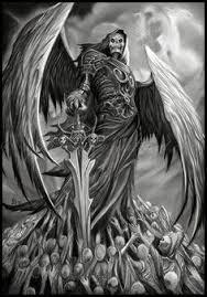 Tattoo Ideas Of Angels Death Grim Reaper Tattoo Grim Reaper Sword Angel Of Death