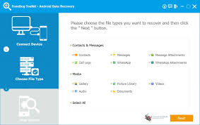 android data recovery free portable fonedog toolkit android data recovery free