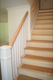 Banister Replacement Staircases U0026 Balustrades Oak Rail Replacement With Boxed Newel 1