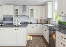 cream u0026 off white kitchen cabinets the rta store