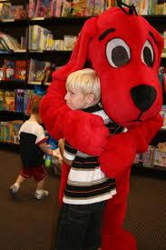 Clifford Big Red Dog Halloween Costume Julie Zickefoose Blogspot September 2007