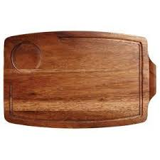 box de cuisine de cuisine wooden serving board 34cm x 6 wooden food