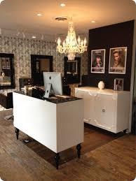 Appealing Small Reception Desk Ideas Best 25 Salon Reception Area Ideas On Pinterest Beauty Salon