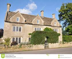 old english country farm house royalty free stock photos image