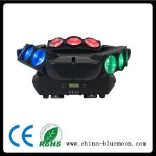 ye169 led nine heads spider light guangzhou bluemoon stage