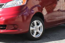 nissan sentra wheel bolt pattern 2013 nissan nv200 long term update 8