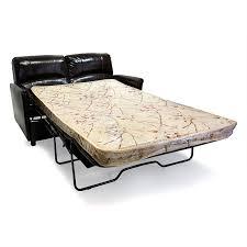 Black Leather Sleeper Sofa Furniture Winsome Adorable Black Leather Rv Sofa Sleeper